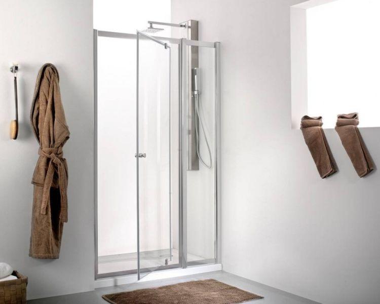Shower enclosure Inter 2+