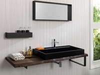 Koupelnový nábytek Wood