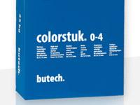 Spárovací hmota Colorstuk 0-4
