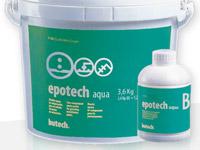 Přísada do spárovací hmoty Epotech Aqua