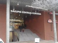 Nákupní centrum Fontána v Teplicích - 02