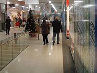 Obchodní galerie Na Soutoku v Litoměřicích 02