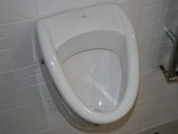 Urinal Lira white