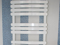 Radiator BASIC 500 x 1200, White