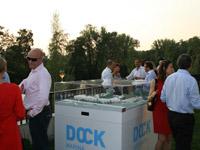 Prezentace luxusního rezidenčního komplexu DOCK