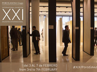 XXI. Výstava PORCELANOSA Grupo