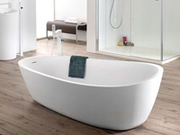 Almond Bathtubs