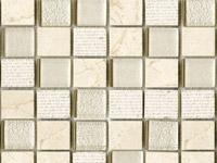 Time Texture Cream Mosaics