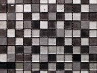Tecno Bhutan Silver Glass Mosaics