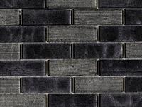 Мозаика Tecno Brick Bhutan Silver Glass
