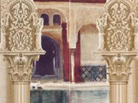 Mural Alhambra A Multi