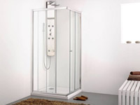Shower enclosure Inter 4