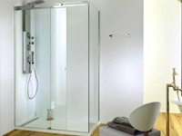 Shower enclosure Silke 9C