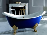 VIctorian Duo Bathtubs