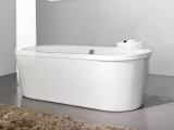 Minimal Oval Bathtubs