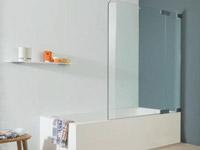 Душевая шторка для ванны ATTICA 2B+