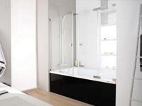 Shower enclosure Attica 9/9B