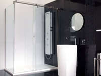 Shower enclosure Vitra 9C