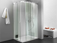 Shower enclosure Silke 4