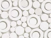 Mozaika Moon Saturn Blanco