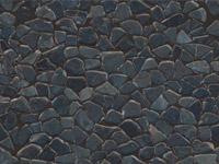 Mozaika Paradise Minibroken Edge Negro