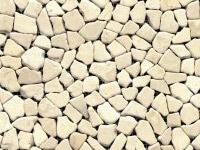 Мозаика Paradise Minibroken Edge Blanco