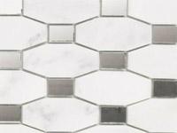 Mozaika Victorian Chain Marmara Mirror