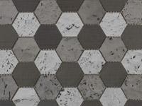 Mozaika Luxe Mirror Hexagon