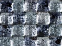 Dados Blue Mosaics
