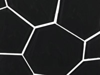 Мозаика Hexcube Black