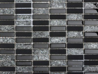 Mozaika Stark Black
