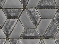 Мозаика Evoke Form Silver