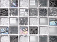 Imperia Mix Silver Greys Mosaics