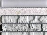 Tecno Linear Silver White Mosaics