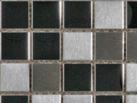 Metal Hacero Highlights Mosaics