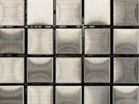 Mozaika Metal Acero