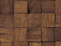 Wood Even Mosaics