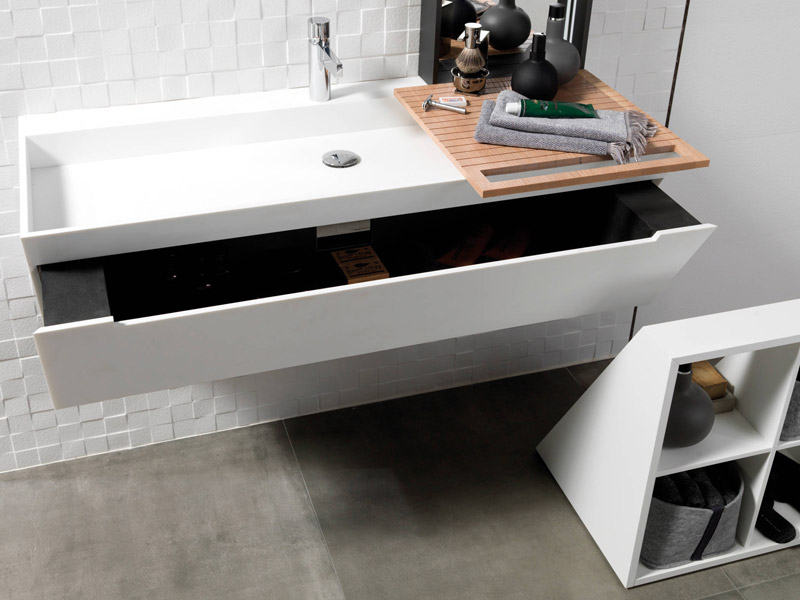 Koupelnový nábytek Bevel