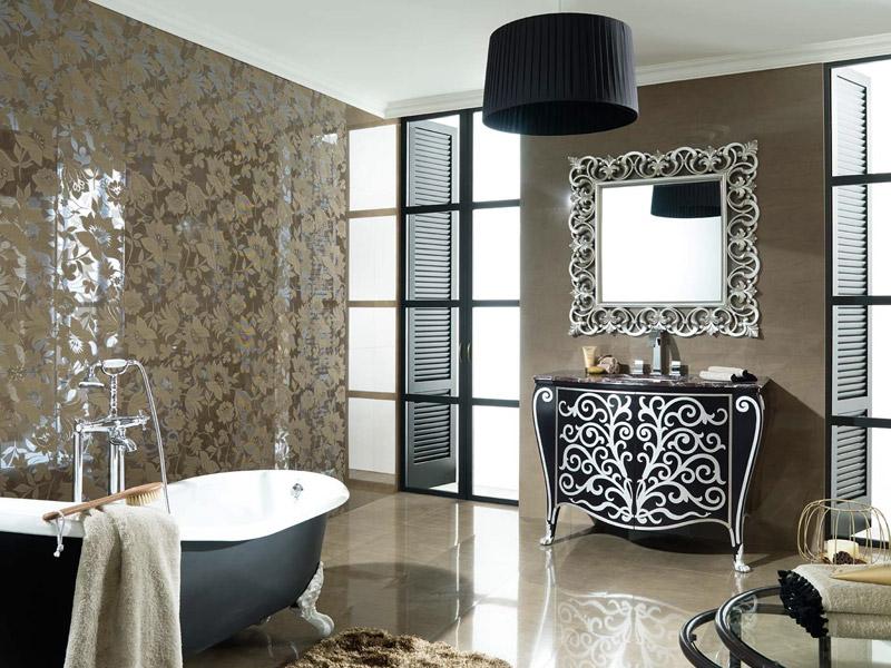 Koupelnový nábytek Nouveau