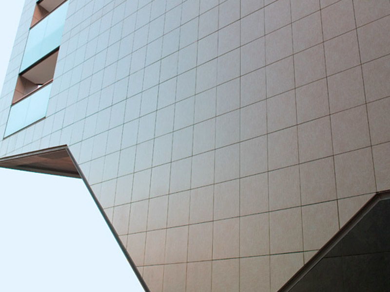 Odvětrávané fasády