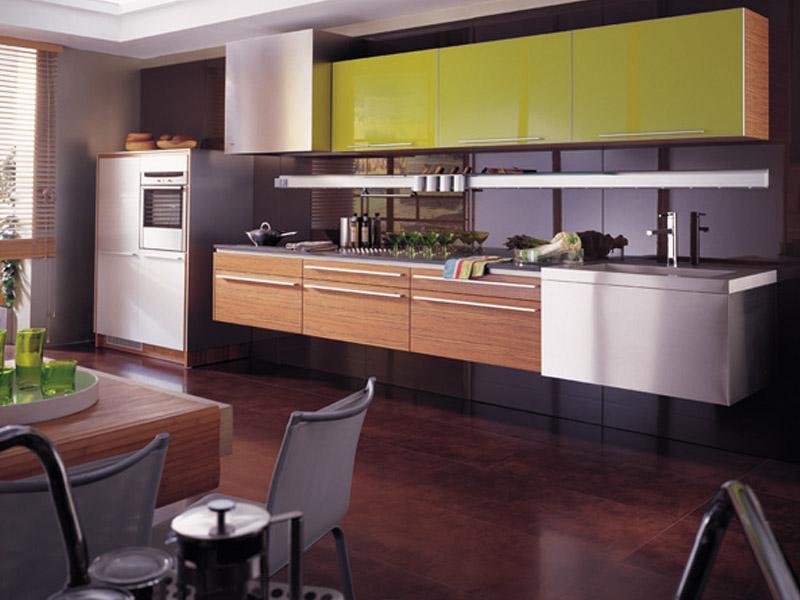 Kuchyně - expozice 04