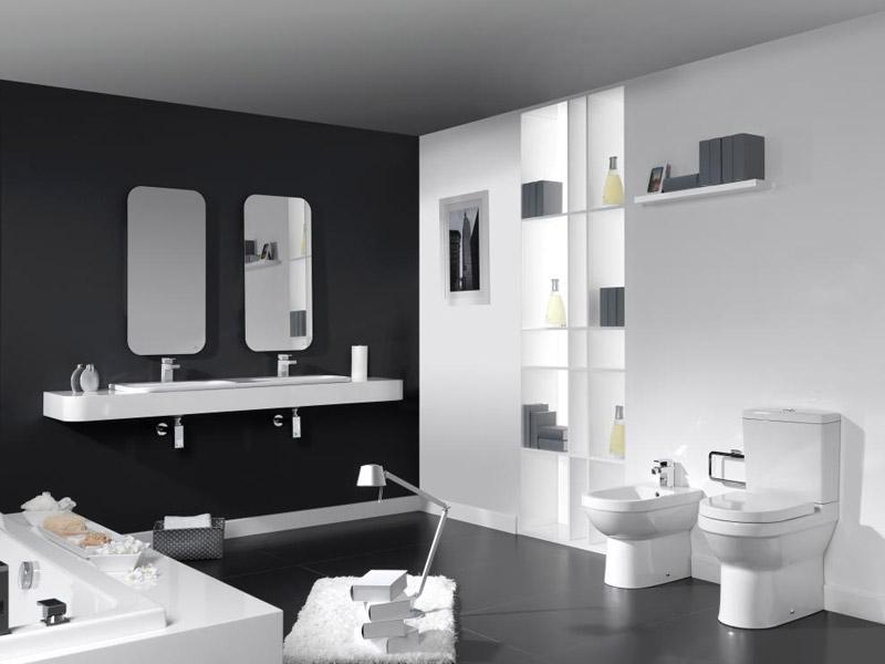 Zrcadlo do koupelny Bela