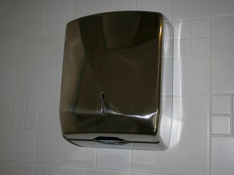 Zásobník na papírové ručníky nerez