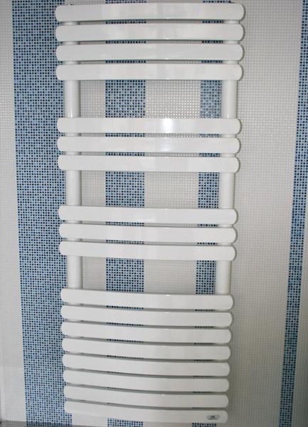 Radiátor BASIC 500x1200 (50x120 cm) bílý
