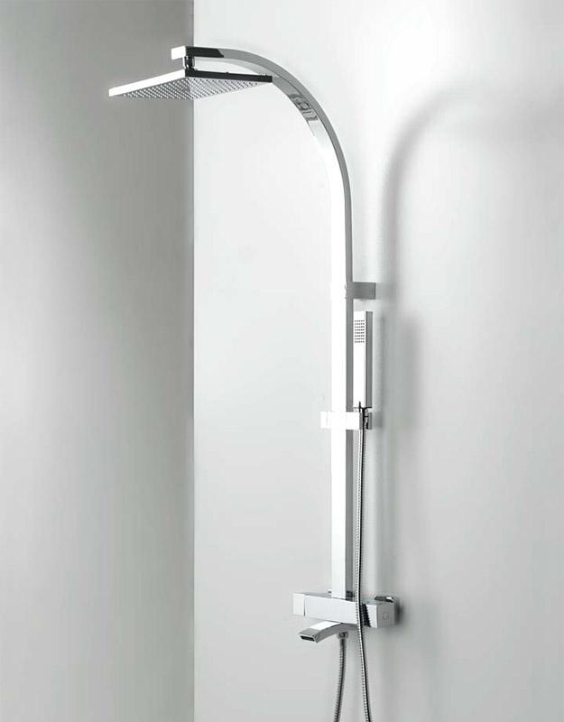 Sprchový panel Bend