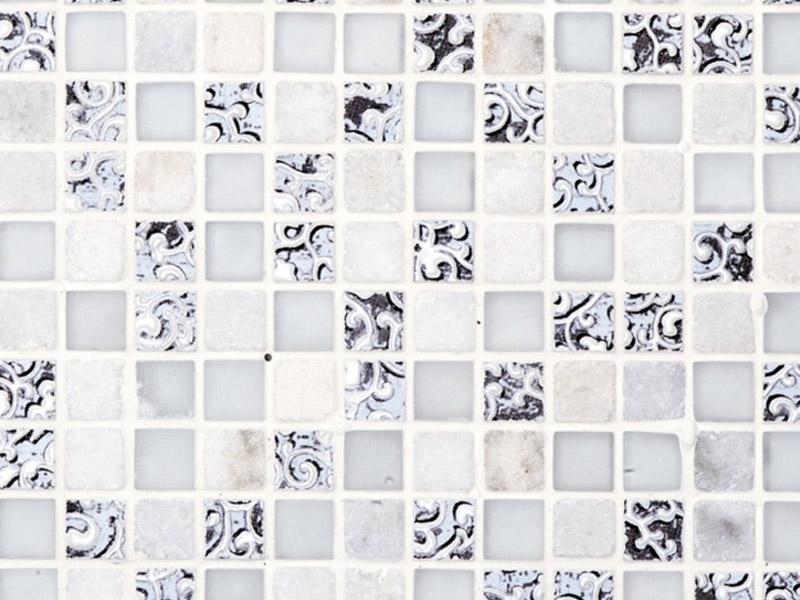 Mozaika Imperia White