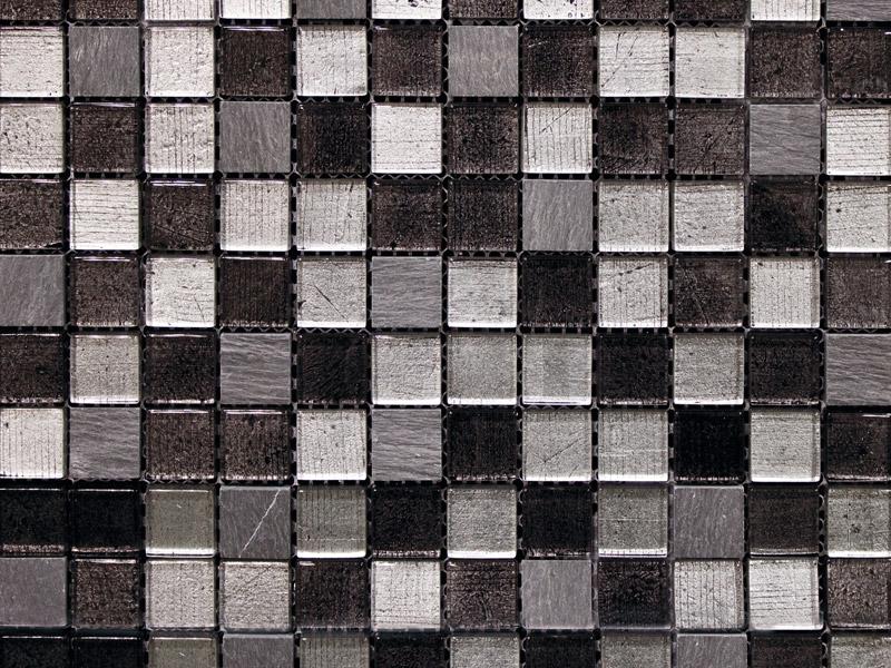 Mozaika Tecno Bhutan Silver Glass