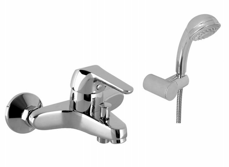 смеситель для ванны / душа Mini Plus