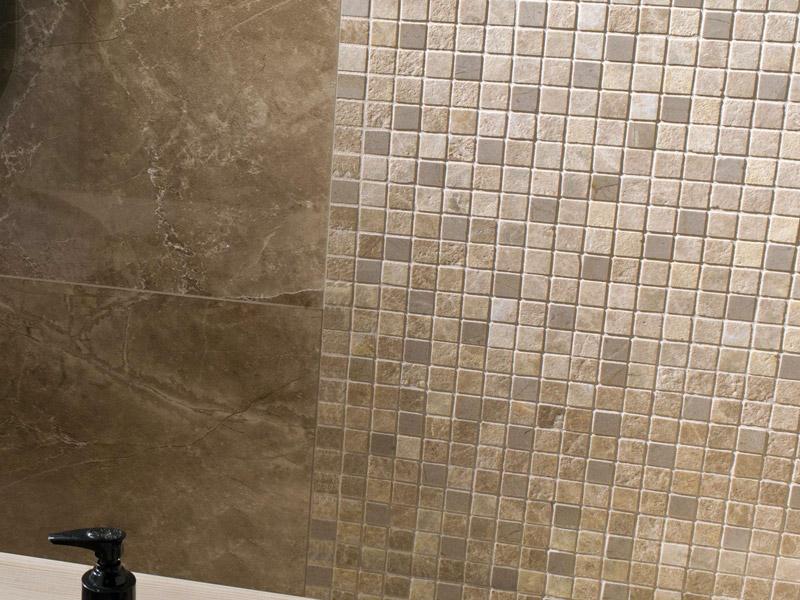 Mozaika Elite Capuccino Texture Pulido