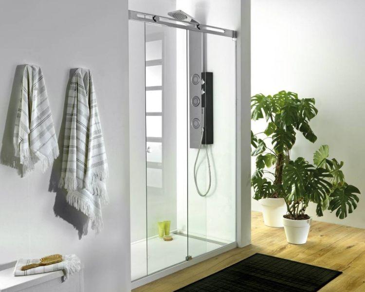 Sprchová zástěna Silke 9